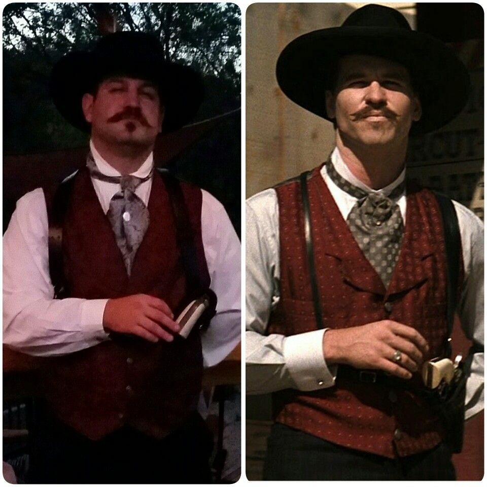 fd794f2d6 2016 Doc Holliday Cosplay | cosplay in 2019 | Doc holliday, Cosplay