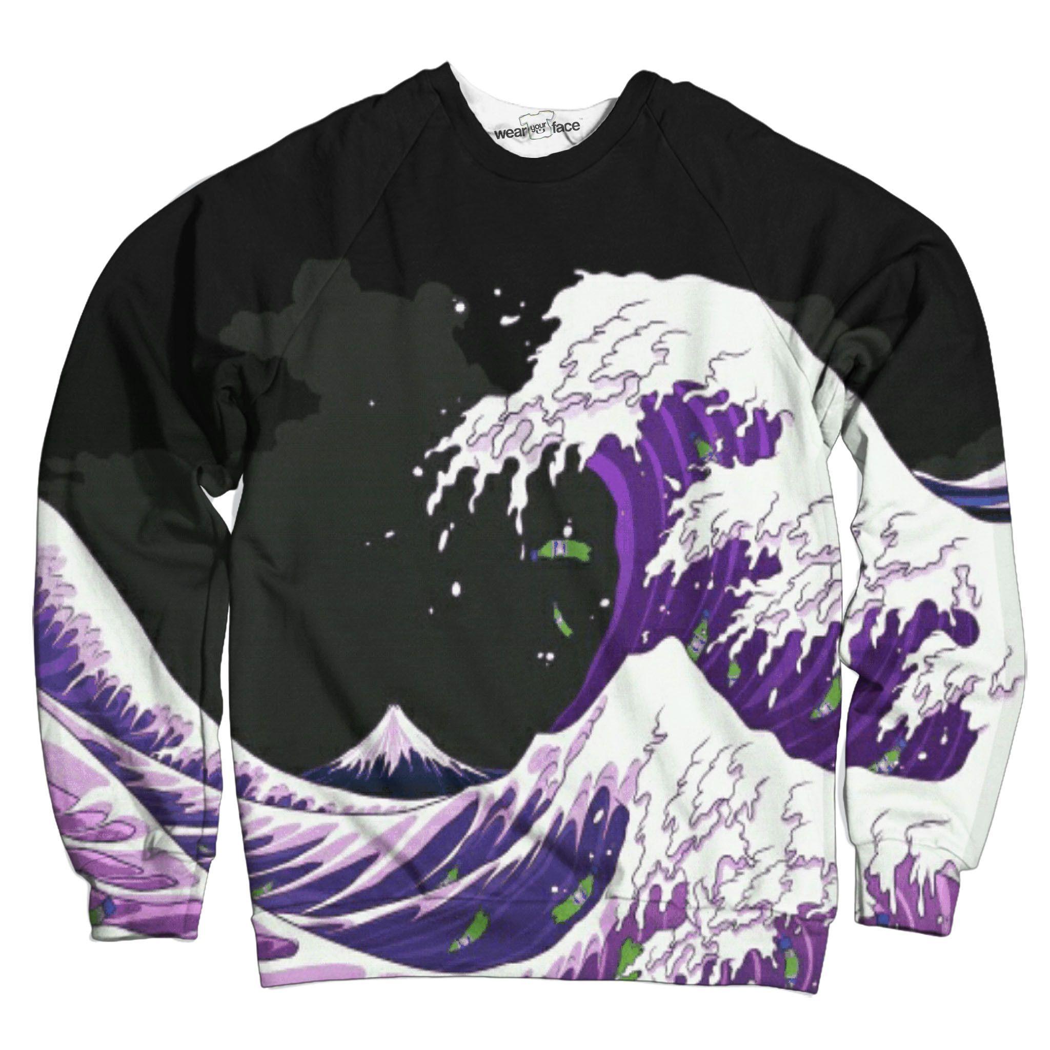 53161470db7 Ocean Lean Sweatshirt