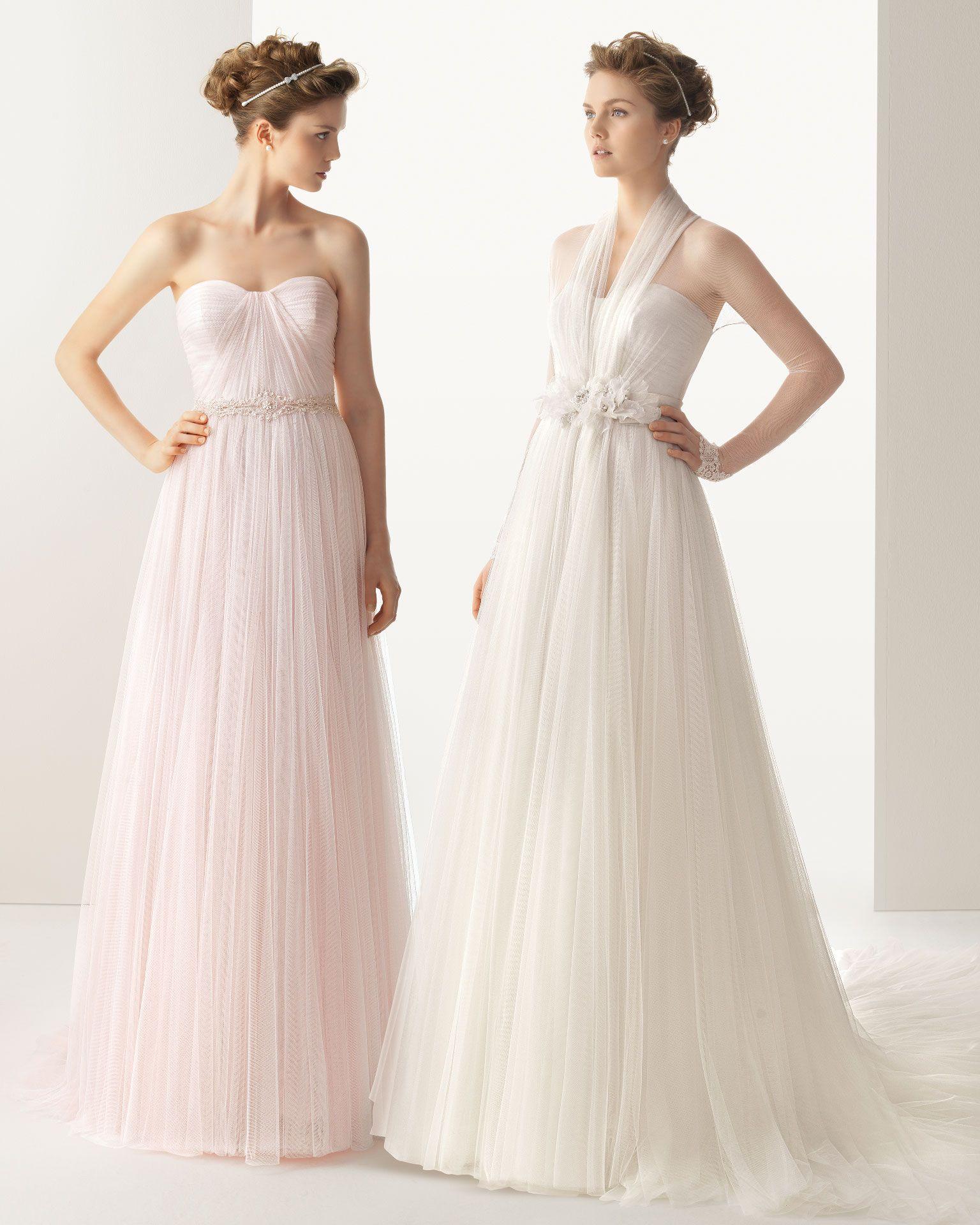 Ural soft by rosa clara wedding dresses pinterest rosa
