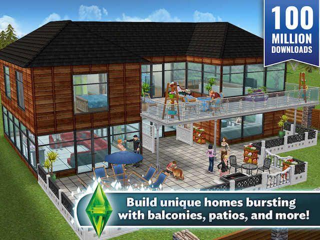 Attirant Sims FreePlay