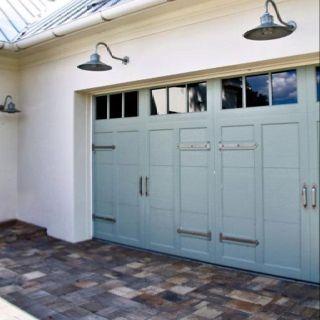Outdoor Lighting Fixtures Garages Curb Appeal