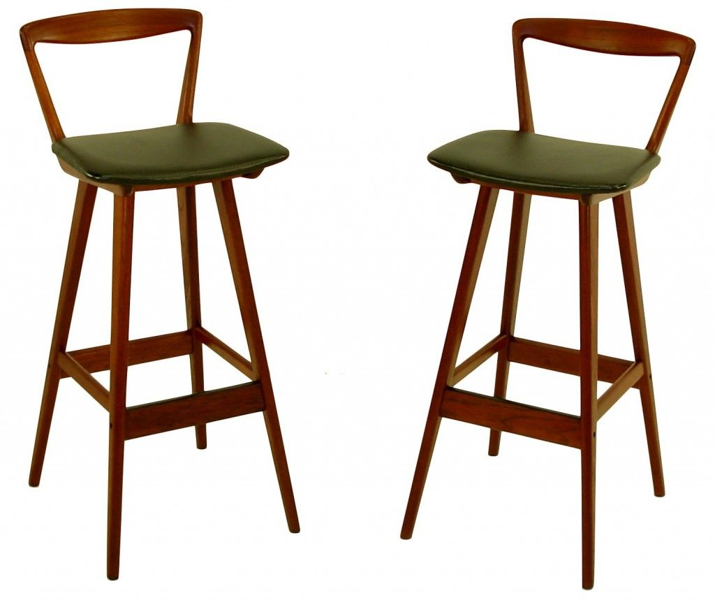 Danish modern counter stools | Eclectic home | Pinterest
