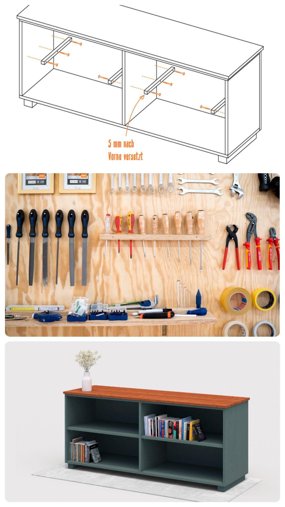 Warum nicht mal einfach selbstbauen? Mit einfachen Werkzeugen zum ...