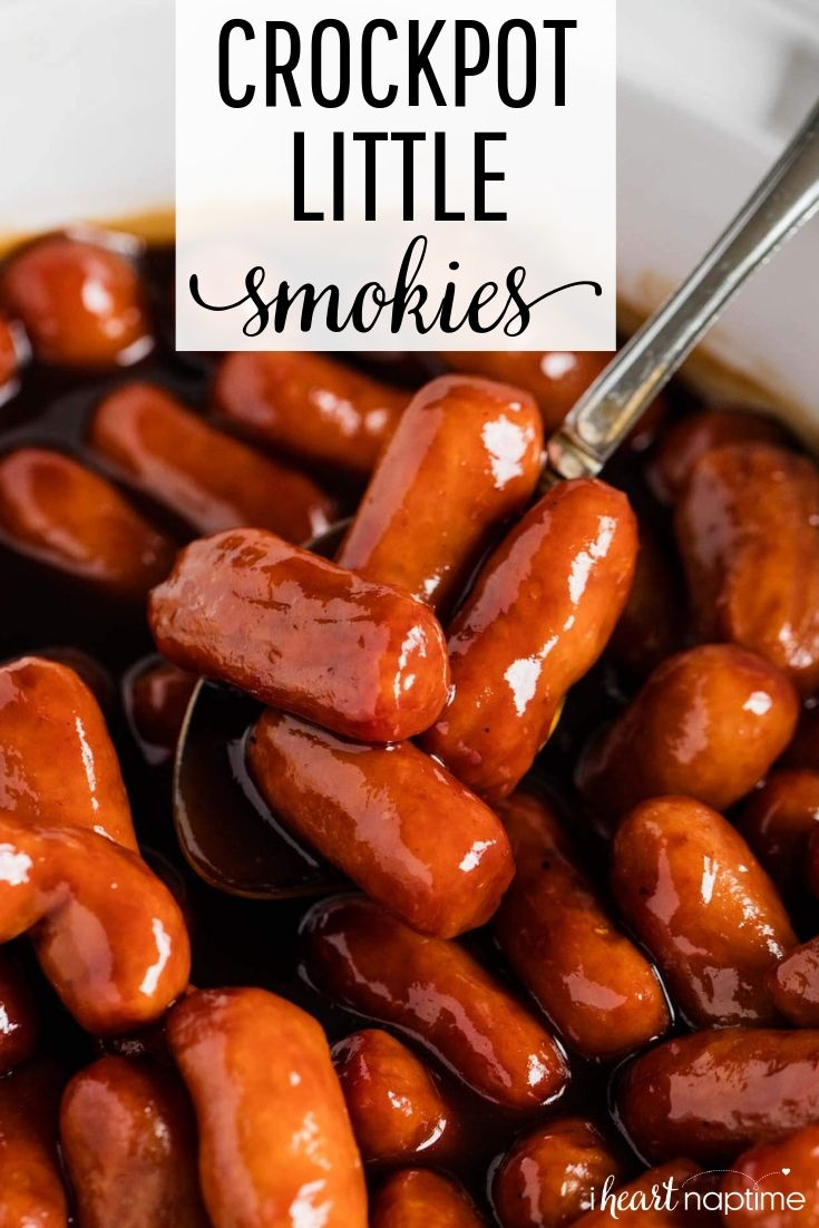 Little Smokies  #appetizersforparty