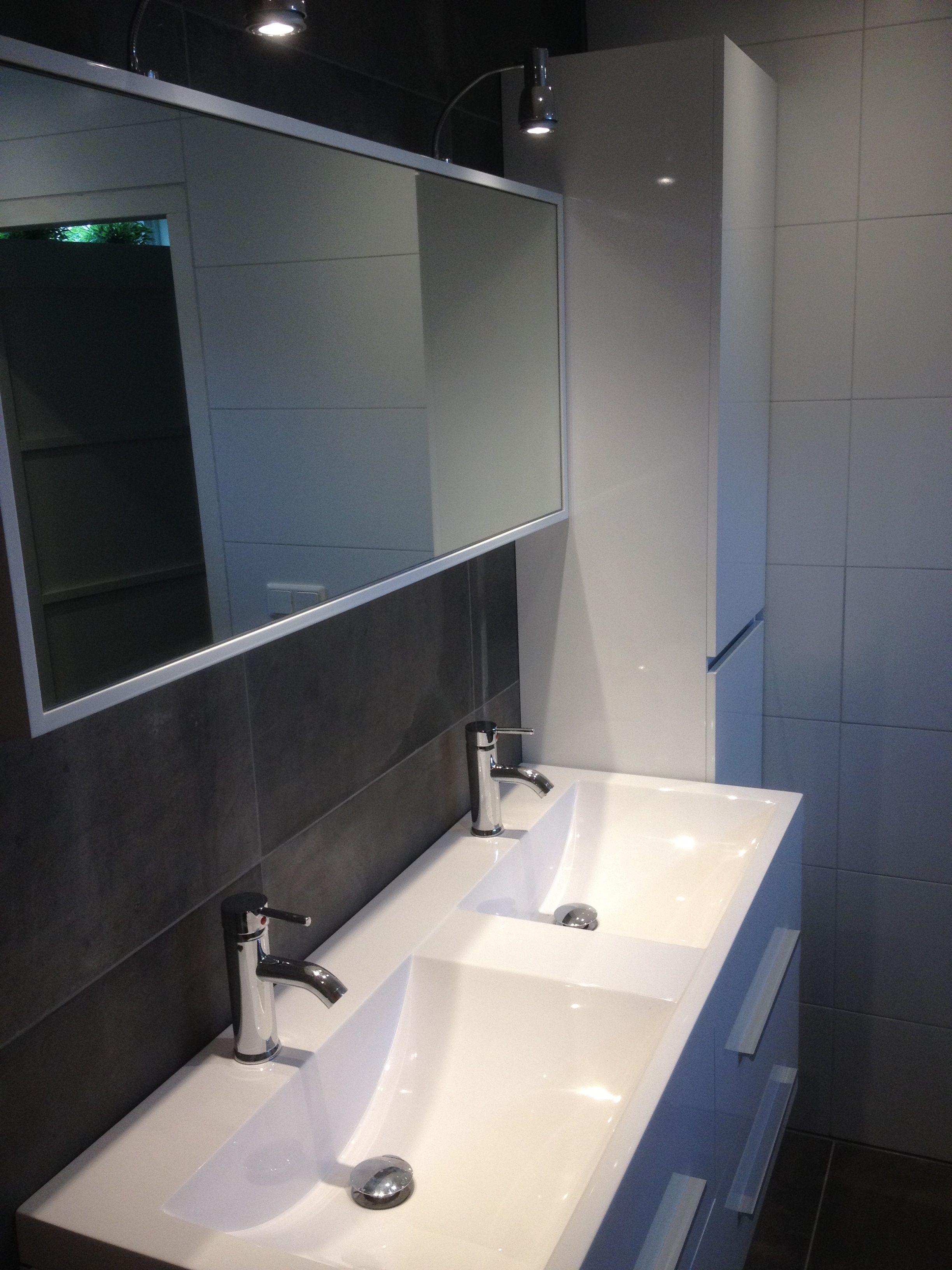 betonlook tegels viva acustico grey badkamer badkamer tegels