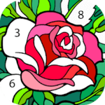 Happy Color For Pc By Number Download Install Play On Windows Mac Coloring Apps Happy Colors Color By Numbers