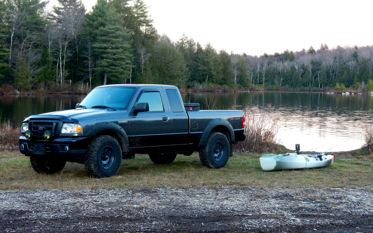 Ford ranger fx4 lifted readers rides 2013 from