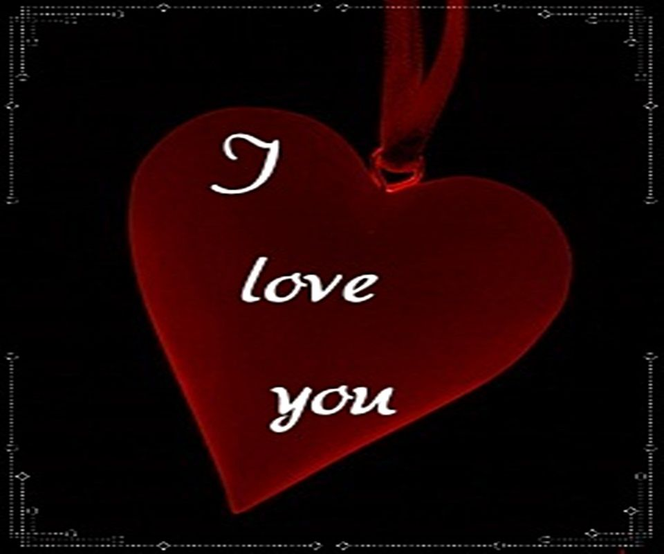 I love you  <3 <3