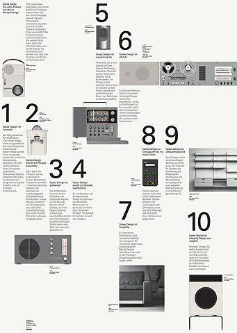 Dieter Rams Ten Principles Bibliotheque Design Tata Letak