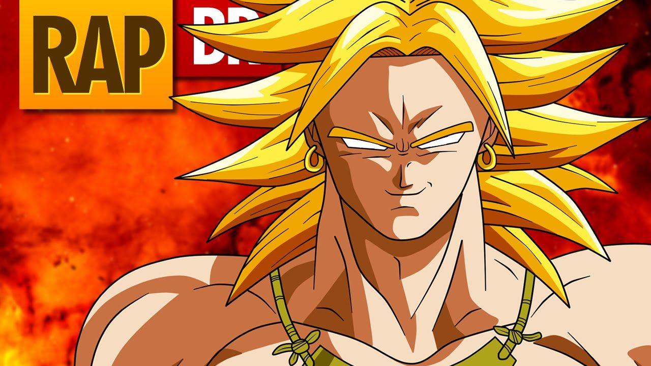 Rap Do Broly Dragon Ball Z Tauz Raptributo 51 Dragon Ball Z