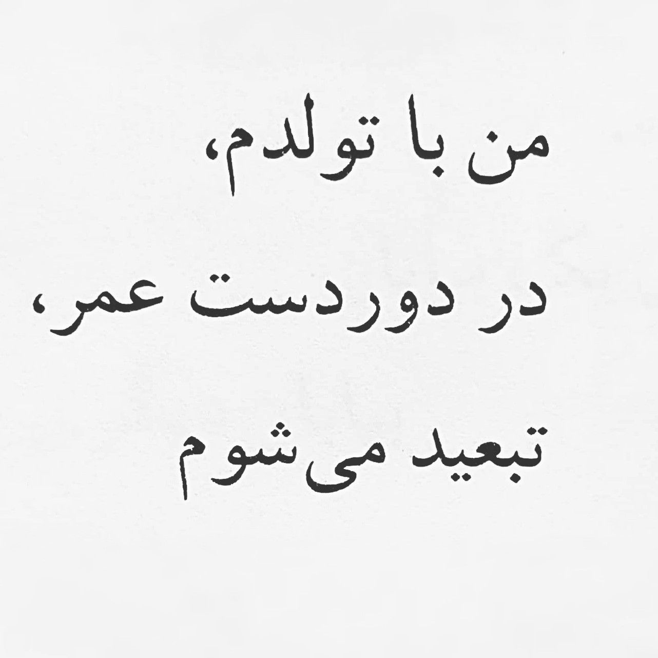 Farnaz Hashemnia Farsi Quotes Weird Words Persian Quotes