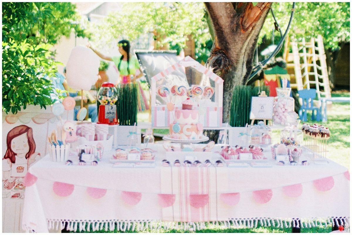 My happy kids : Candy Shop da Carminho