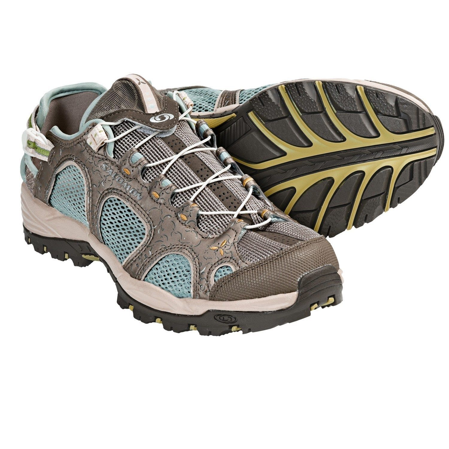 6c99ec41605 Women s Salomon Techamphibian 2 Mat Multisport Water Shoes US 11 Medium