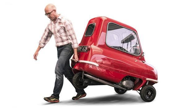 BBC - Autos - A lap of the Isle of Man TT in a Peel P50