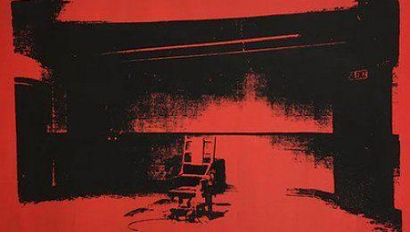 Элис Купер нашёл у себя в кладовке картину Энди Уорхола, пролежавшую там 40 лет