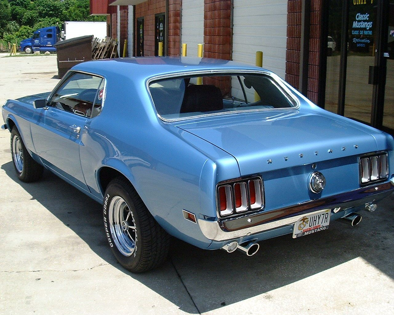 1970 Mustang Coupe 1970 Mustang Coupe Blue Mustang Ford Mustang Shelby Cobra Ford Mustang 1969