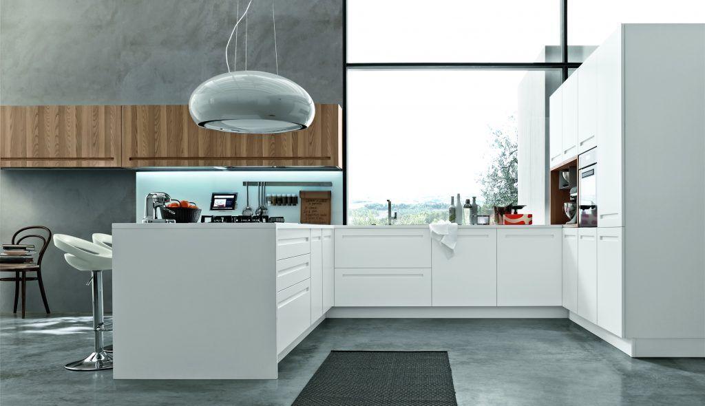 Mood | Stosa Cucine Milano | Kitchen | Cucine, Arredamento e Cucina ...