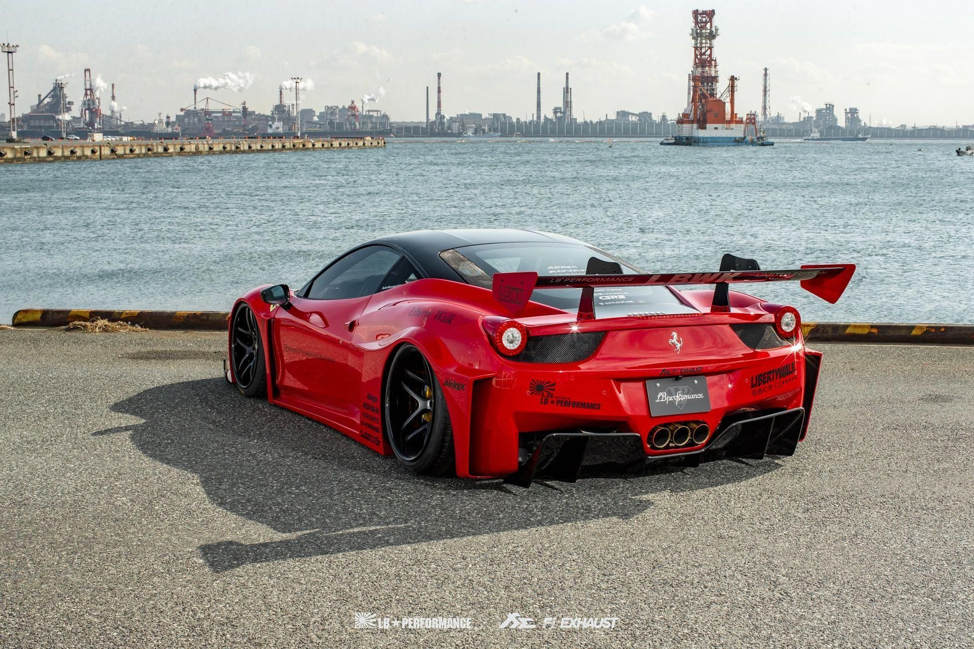 Experience The High Pitch Supercar Sound With Fi Exhaust For More Information Email Info Fi Exhaust Com Thank Y Ferrari 458 Ferrari 458 Italia Spider Ferrari