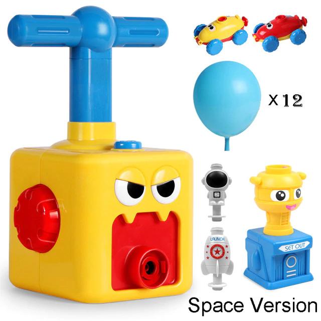 11 53us 47 Off Hot Montessori Puzzel Fun Educatief Wetenschap Experiment Speelgoed Inertiele Power Ballon Auto Speelgoed Power Auto Ballon Auto Speelgoed Kin Speelgoed Ballon Kinderen