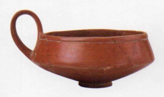 Hittite, cup, Kültepe-Kaniş  (Kurt Bittel) (Erdinç Bakla archive)