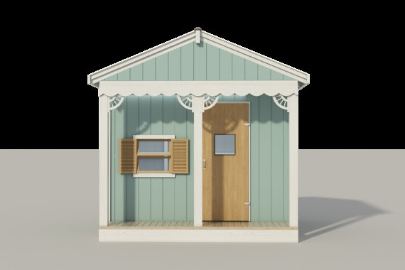 Build your own   playhouse diy plans fun to cubby also kids micro cottage guest house backyard storage rh pinterest