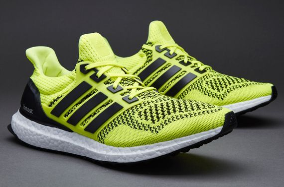 1ce4ba9e0 adidas Ultra Boost - Solar Yellow Core Black