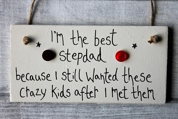 Fathers Day Gift Stepdad Gift Gift For Stepdad Step Father