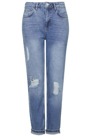 10 chic pairs of high-waisted jeans to add into your wardrobe this spring.