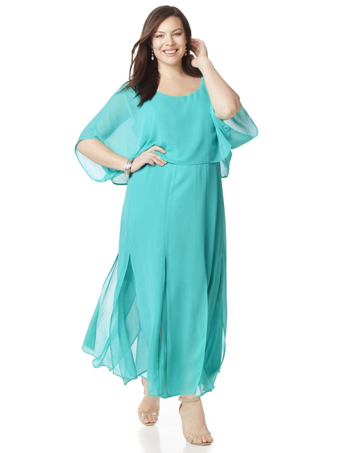 1849f1c61e Shop for a Black Label Paramour Dress at Catherines Plus Sizes  Free and  flowy