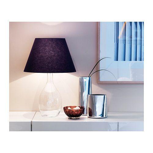 Ikea Table Lamp Base: IKEA BRÃ?N table lamp base,Lighting