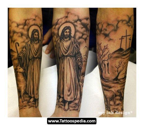 Jesus Tattoo, Tattoo Art And
