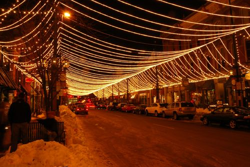 Denver - Larimer Street at Christmas | Nostalgia | Pinterest ...