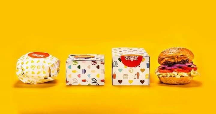 Kissmiglos: Burger & Love