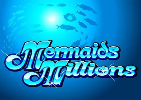 Underwater Mermaids Millions Slots with No Download