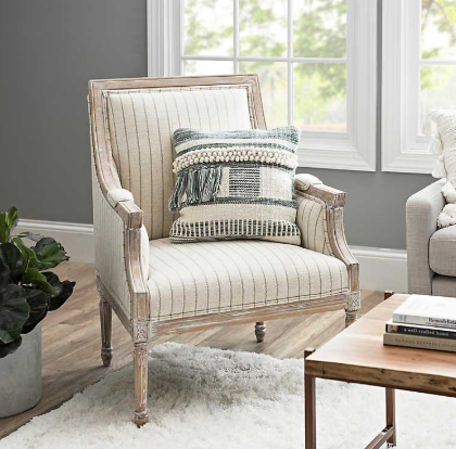 Best Find The Best Affordable Farmhouse Armchairs And Accent 400 x 300