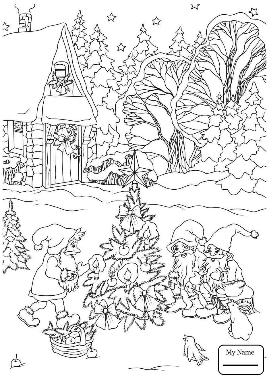 Pin oleh HappyKidsActivity di Trees Coloring Collection