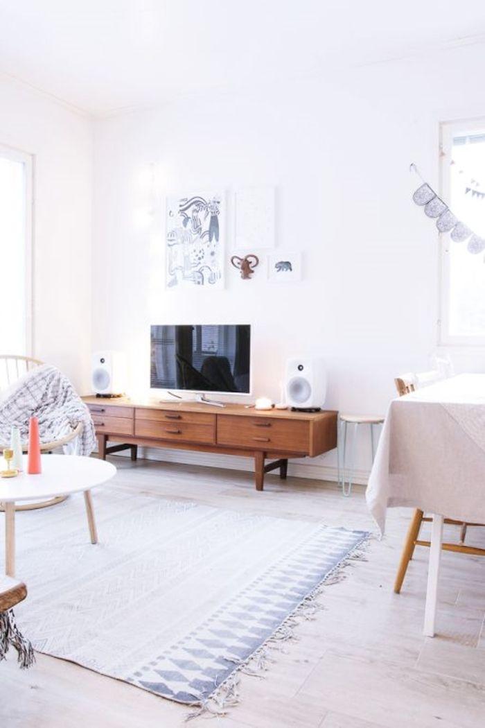 Les Meubles Scandinaves Beaucoup D Idees En Photos Mobilier De Salon Decoration Salon Meuble Scandinave