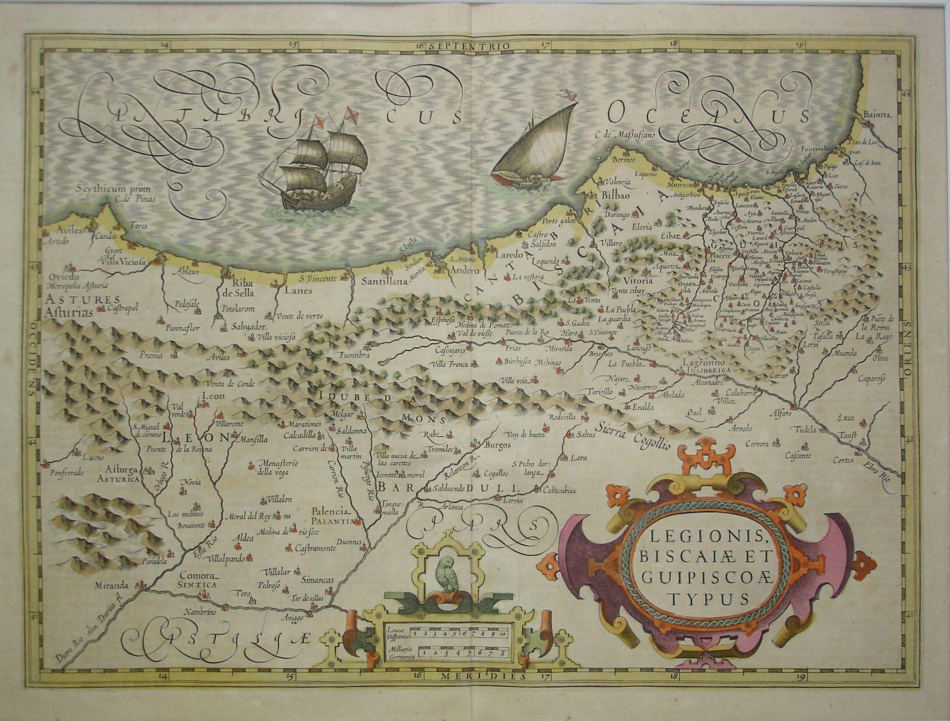 País Vasco - Grabados Laurence Shand