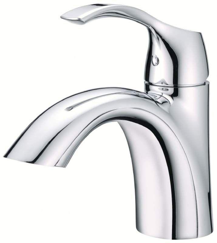 Danze D222522 Single Hole Bathroom Faucet From the Antioch Collection   Valve Inc Chrome Faucet Lavatory. Danze D222522 Single Hole Bathroom Faucet From the Antioch