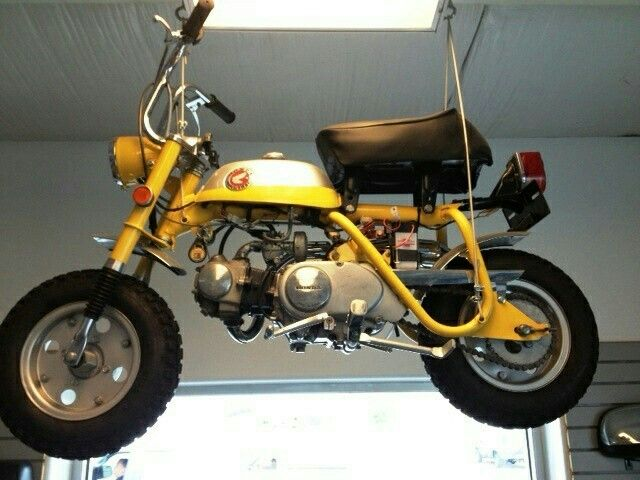 HONDA Z50 Minitrail 1969