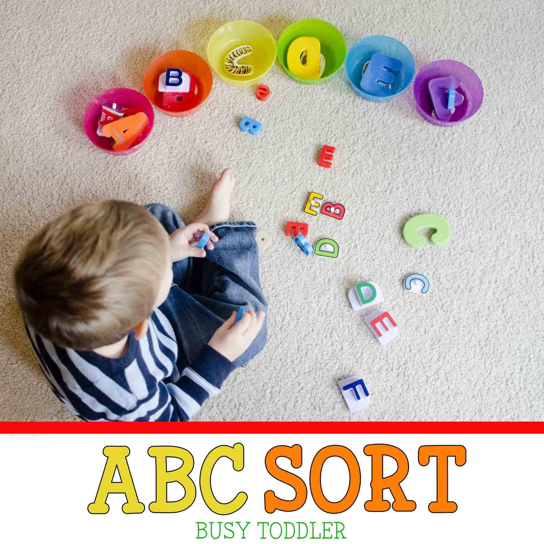 42 Abc Print Out For Toddlers In