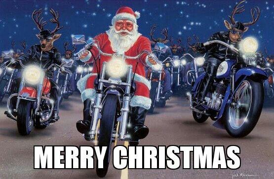 Biker Christmas.Pin On Memes