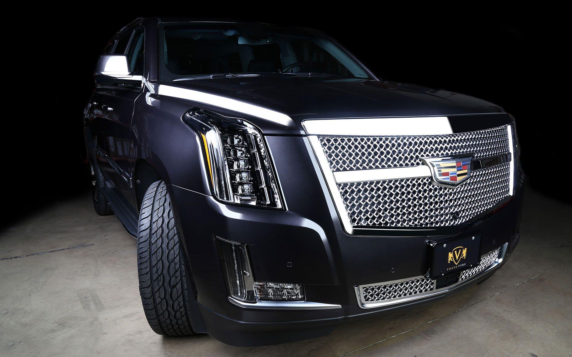 Cadillac Escalade Luxu Rides Pinterest