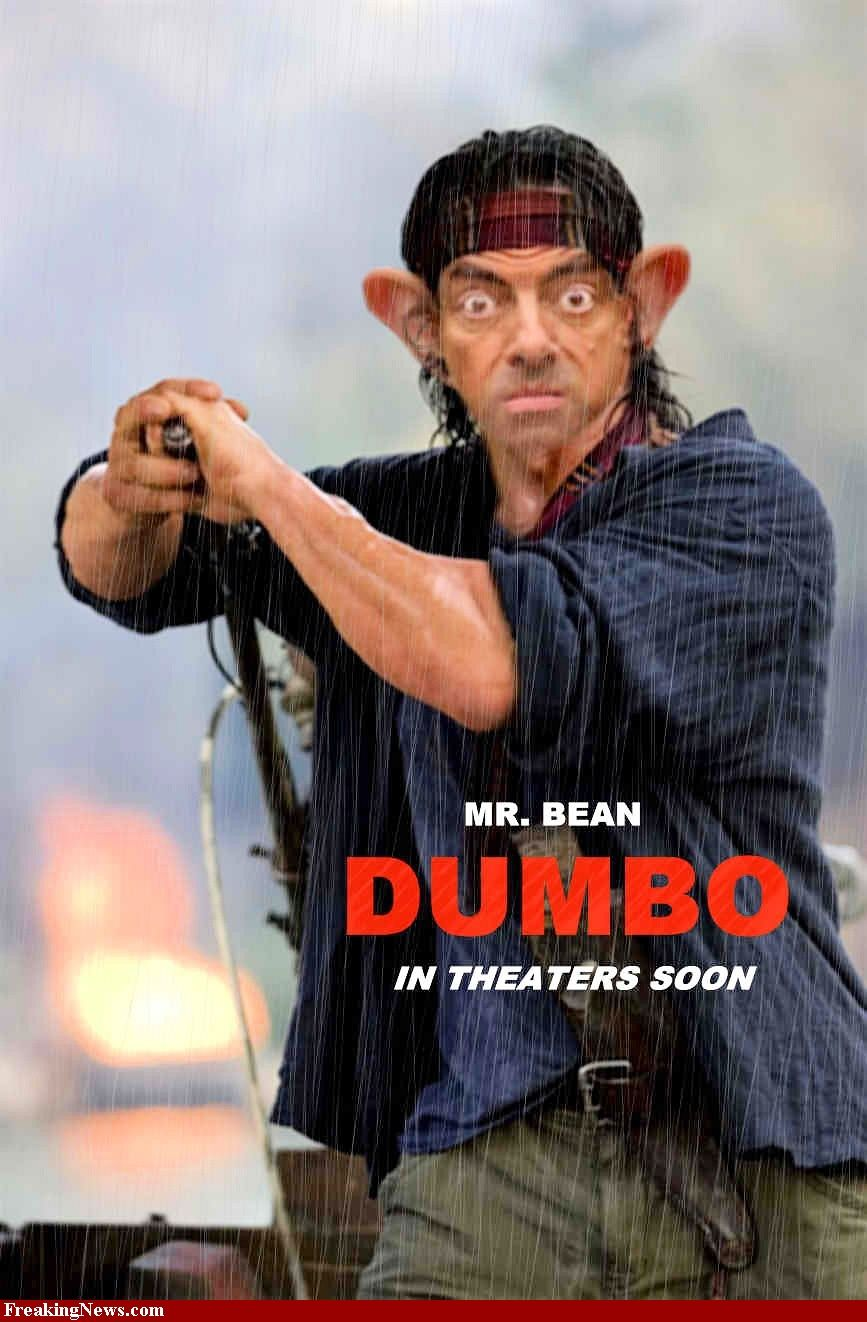 Image detail for -Mr. Bean Rambo Pics - High Resolution Mr. Bean ...