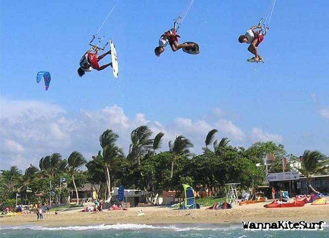 Kite Beach Rep Dom 20060827164332 Wannakitesurf World Spot Atlas Kitebeach Cabarete
