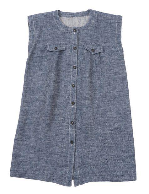 Girl's Shirt-Dress Pattern by Burda Magazine. $5.40