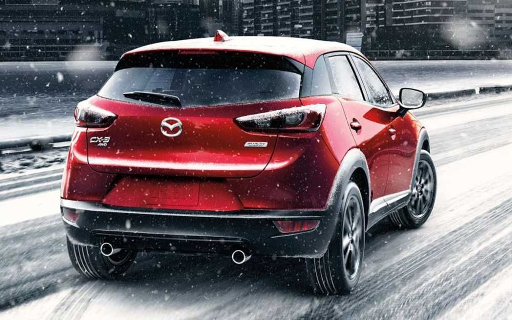 2018 Mazda Cx 3 Red Color Tailpipe Cool Cars Mazda Cars