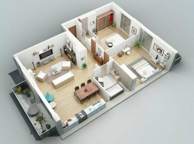 3d Room Planner The Creative Home Design Drawing Bedroomapartment Decoration Floorplans Designsoftware App Livingroom Denah Rumah Desain Rumah Rumah