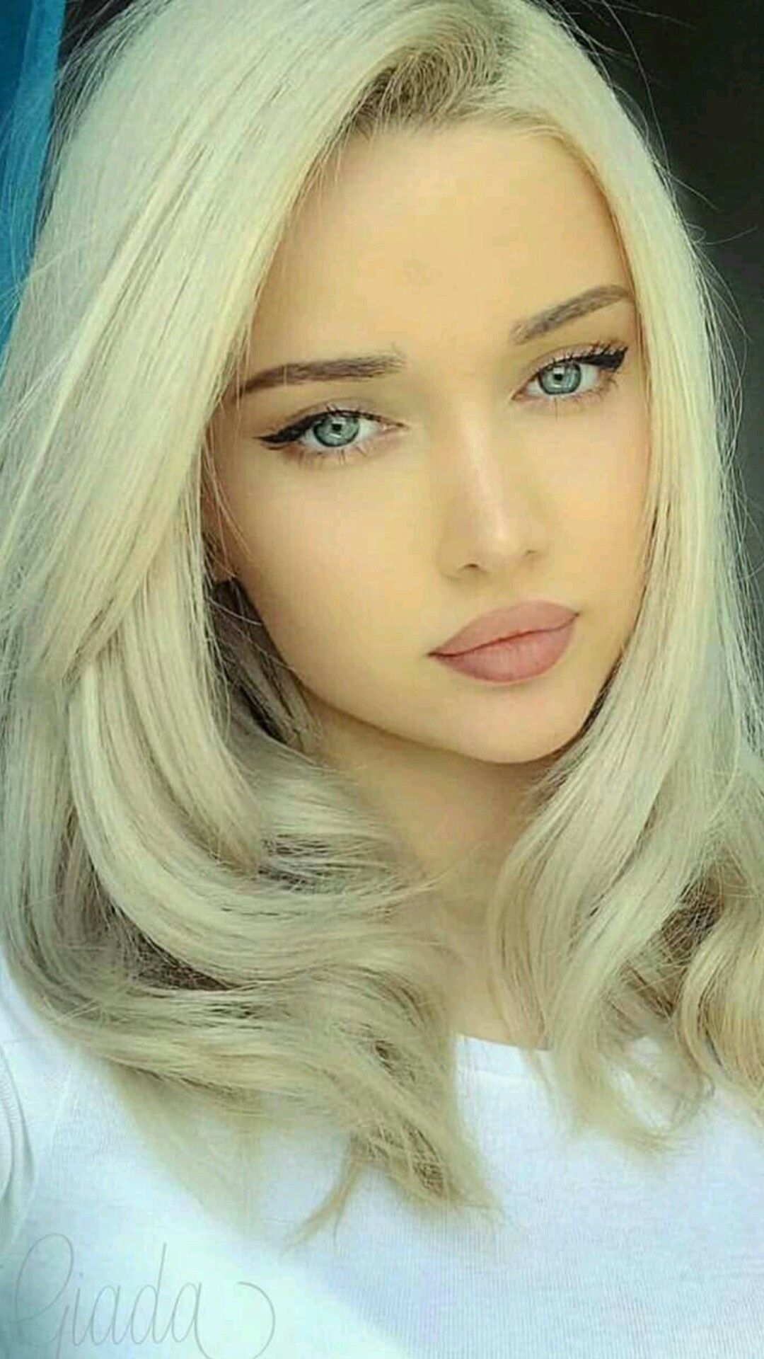 Pin by Ray on Stunning Faces | Blonde girl, Blonde beauty