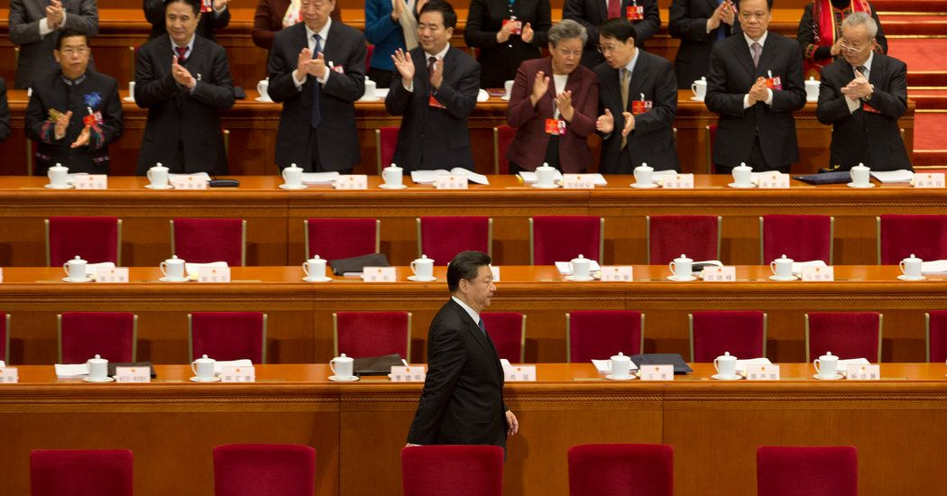 The magazines published reports this week examining the tightening control Mr. Xi has exerted over Chinese politics and the cult of personality he has built around himself.